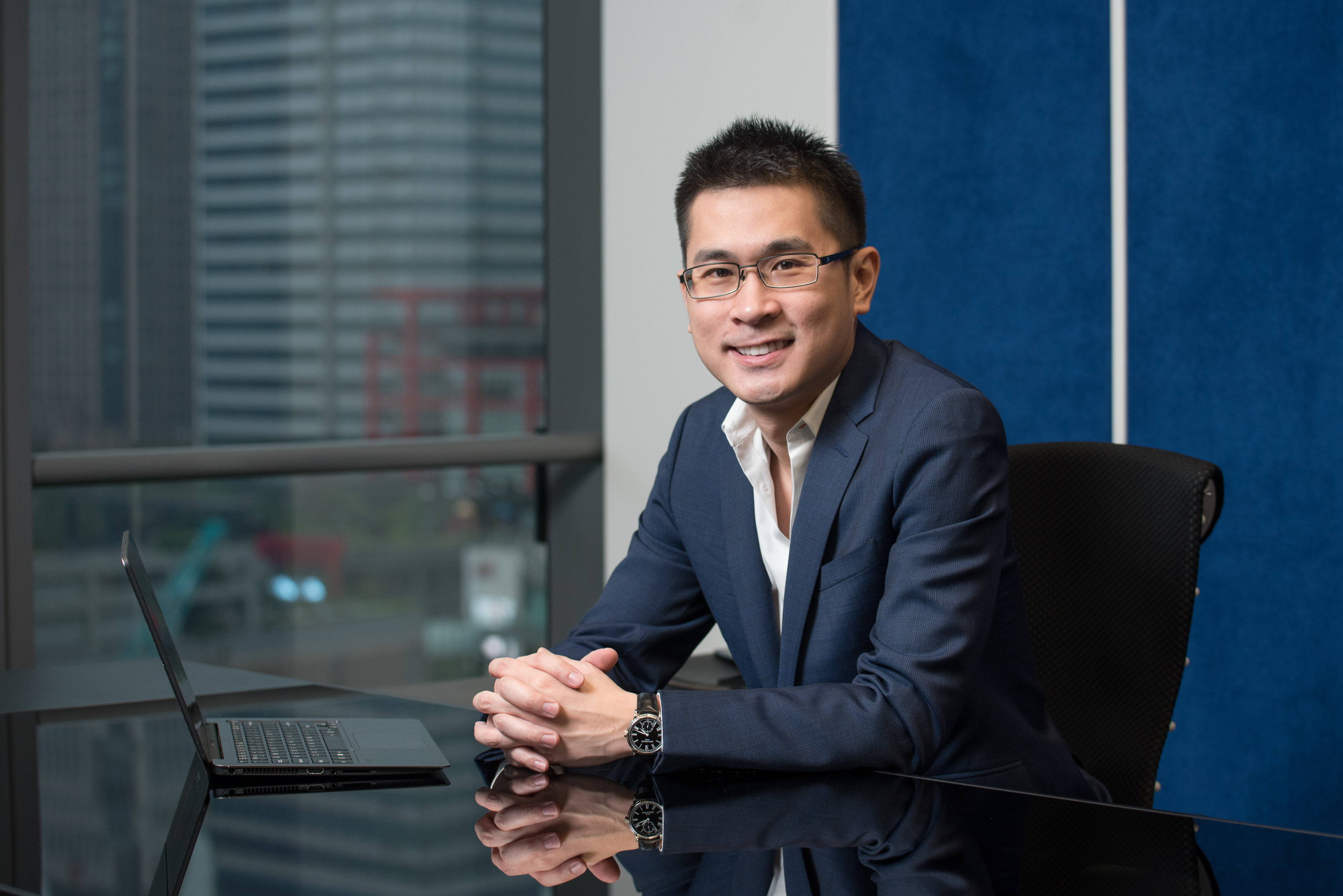 Jonathan Leong - CEO and Co-Founder of BTSE
